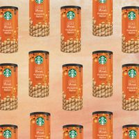 Starbucks is Launching PSL Cookie Straws