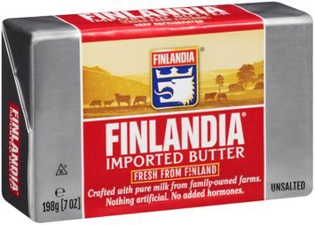 Finlandia® Imported Unsalted Butter