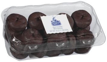 Dutch Mill Rich Frosted Mini Donuts