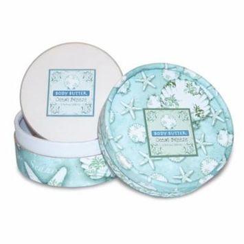 Oceanus Collection-Ocean Breeze-Body Butter (Pack Of 6)