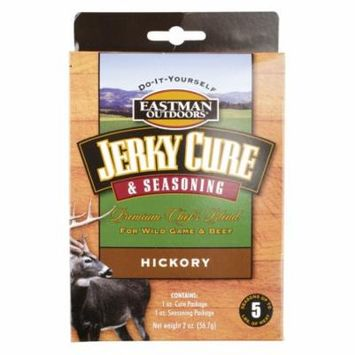 Eastman Outdoors, DIY Hickory Jerky Cure and Seasoning, 2 oz