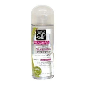 Elastaqp Elasta QP Feels Like Silk Polisher Anti Frizz Shine Serum for Unisex, 6 Ounce