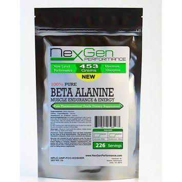 BCAA Powder - 1lb (16oz) - 100% Amino Acid L-VALINE L-LEUCINE L-ISOLEUCINE