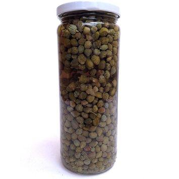 16 oz Imported Non Pareil Capers in Vinegar and Salt Brine