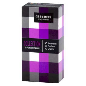 Sir Richard's Collection Condoms - 12 Count