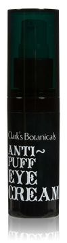 Clark's Botanicals Anti-Puff Eye Cream .5 oz