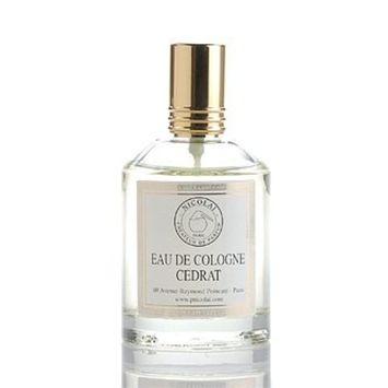 COLOGNE CEDRAT By Parfums De Nicolai, Eau De Cologne Vivifiante Spray, 3.3 oz