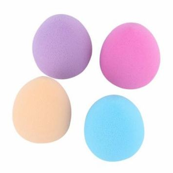 Personal Makeup Foundation Sponge Blender Blending Puff Flawless Powder Smooth Facial Care Tool