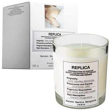 MAISON MARTIN MARGIELA Lazy Sunday Morning Candle Lazy Sunday Morning 5.82 oz