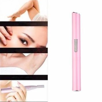 Electric Travel Ear Nose Neck Eyebrow Hair Body Blade Razor Trimmer Shaver