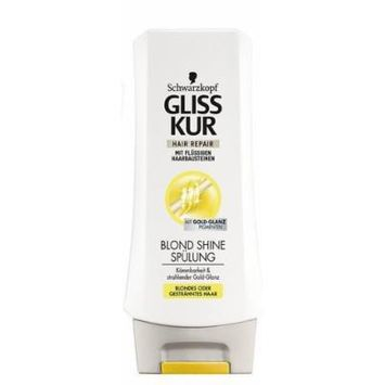 Gliss Kur Blond Shine conditioner 200 ml - Pack of 1-