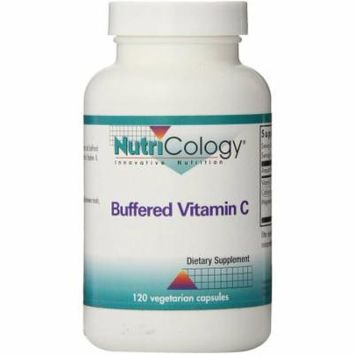 Nutricology Buffered Vitamin C Caps, 120 CT