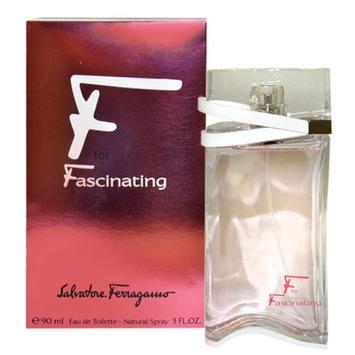 F for Fascinating Eau De Toilette Spray Natural Spray