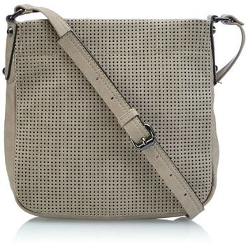 ESPRIT Messenger Bag Esprit Tasche, – Beige (Light Teak Brown 214), P15021