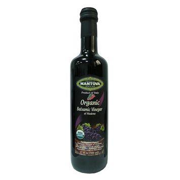 Mantova Organic Balsamic Vinegar of Modena, 2.2 Pound