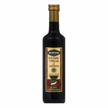 Mantova Balsamic Vinegar of Modena, 17 OZ (Pack of 6)