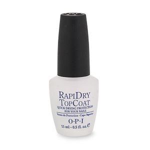 OPI Nail Treatments RapiDry Top Coat, .5 fl oz