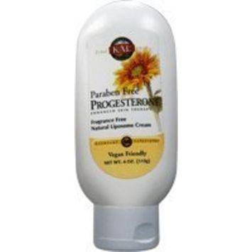 KAL - Progesterone Cream Fragrance Free - 4 oz