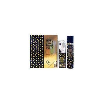 Alyssa Ashley Musk By Alyssa Ashley 2-Piece Gift Set Limited Edition Unisex