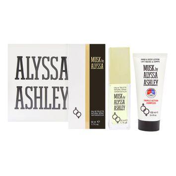 Alyssa Ashley Musk Gift Set 50ml