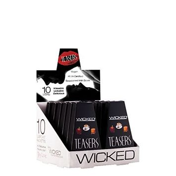 Wicked Sensual Care Teasers Lubricant Refill, 10 Fluid Ounce