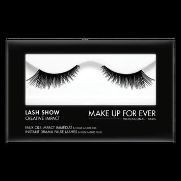 MAKE UP FOR EVER Lash Show - C-706 Instant Drama False Lashes & False Lashes Glue - Creative Impact