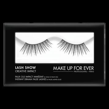 MAKE UP FOR EVER Lash Show - C-701 Instant Drama False Lashes & False Lashes Glue - Creative Impact