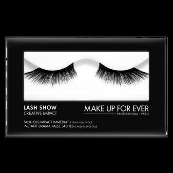 MAKE UP FOR EVER Lash Show - C-702 Instant Drama False Lashes & False Lashes Glue - Creative Impact