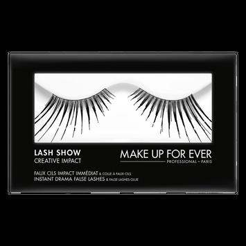 MAKE UP FOR EVER Lash Show - C-811 Instant Drama False Lashes & False Lashes Glue - Creative Impact