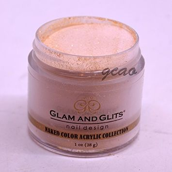 Glam Glits Acrylic Powder 1 oz Soft Spot NCAC410