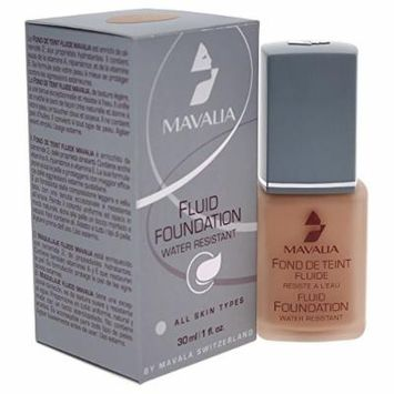 Mavala Fluid Foundation, No.02 Beige-Rose, 1 Ounce