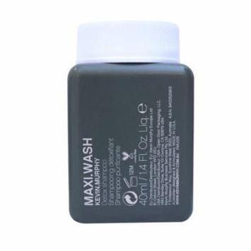 Kevin Murphy Maxi Wash Detox Shampoo 1.4 oz 40 ml TRIAL ONE USE SIZE