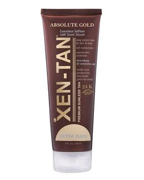 Absolute Gold Dark Suntan Lotion - Xen-Tan - Tan