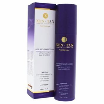 Deep Bronzing Lotion by Xen-Tan for Unisex - 5 oz Body Lotion