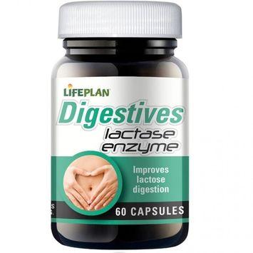 Lifeplan Lactase Enzyme 60 Capsules