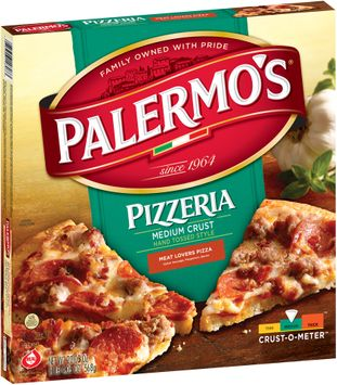 Palermo's® Pizzeria Medium Crust Hand Tossed Style Meat Lovers Pizza