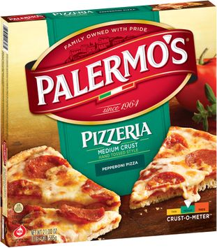 Palermo's® Pizzeria Medium Crust Hand Tossed Style Pepperoni Pizza