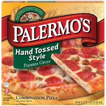 Palermo's Combination Hand Tossed Style Pizza, 21.25 oz