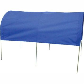Millside Industries 04032 20 in. x 38 in. Summer Cover for Wagons - Blue