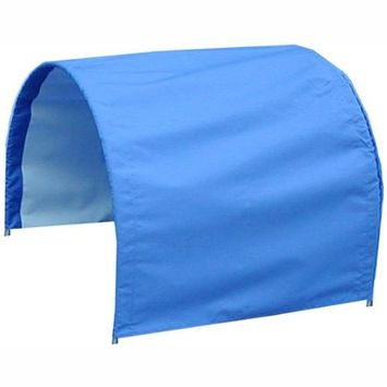 Millside Industries 05037 20 x 38 Winter Cover for Wagons - Blue