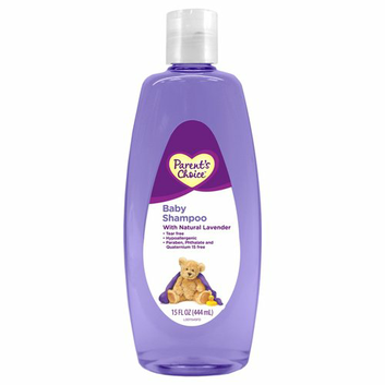 Parent's Choice Baby Shampoo with Natural Lavender