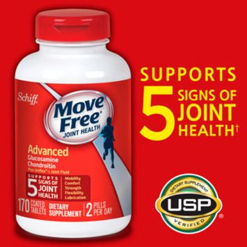 Move Free Advanced Triple Strength, 170 Count