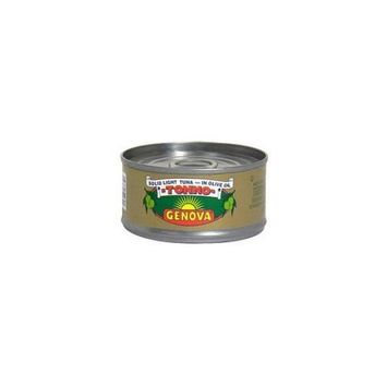 Genova Tonno Tuna Olive Oil, 3 oz