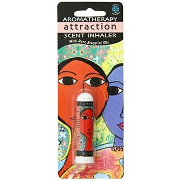 Earth Solutions Enterprises Attraction Scent Inhaler, 0.4 Ounce