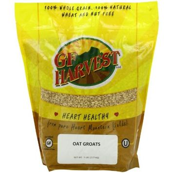 GF Harvest Gluten Free Groats, 5 Pound