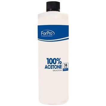 For Pro Acetone Nail Polish Remover, 16 Ounce : Beauty
