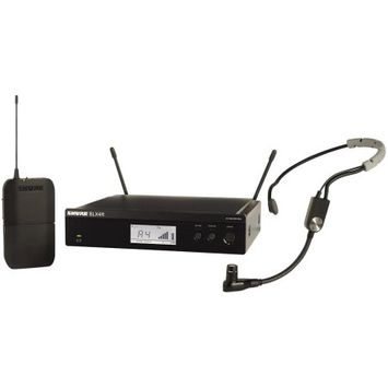 Shure BLX14R Headset System with SM35 Headset microphone Band H8