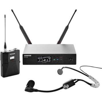 Shure QLX14D35 Digital Wireless SM35 Headworn Microphone System, J50 Band