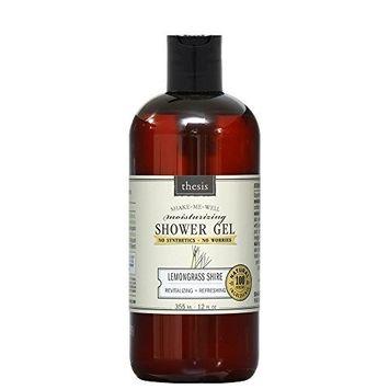 Body Wash & Shower Gel - Lemongrass Shire