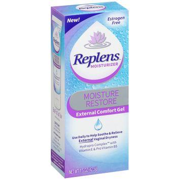Replens™ Moisture Restore External Comfort Gel Vaginal Moisturizer